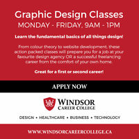 Job Opening: Graphic Design Instructor