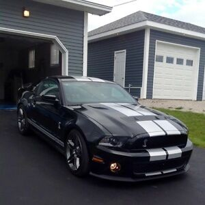2010 Ford Shelby Mustang