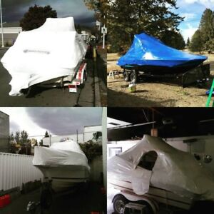 Shrink Wrap and Protective Coverings