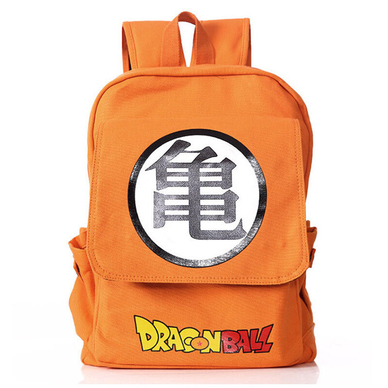 dcf0c991f91e Сумка или рюкзак Anime Dragonball Z Canvas Backpack Shoulder Bag School Bag  Cosplay Prop Gift - 232684418475 - (США)