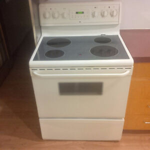Glass Top Stove/Oven