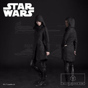 Brand New Musterbrand Star Wars Sith lady Coat ($249 USD Retail)