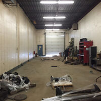 Two 2,230 Sq Ft Warehouse Bays for Lease - South Side