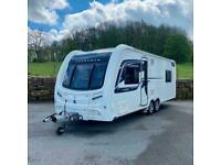 2016 Coachman Laser 650 Twin Axle Range Topping Touring Caravan