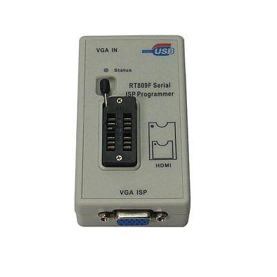 Rt809f Serial Isp Vga Lcd Usb Programmer Repair Tools 24-25-93 Serise Ic Rtd2120