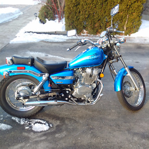 Honda Rebel - Great starter bike