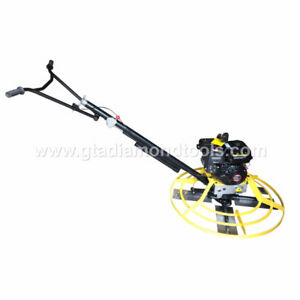 "36"" Power Trowel, Concrete Finisher, Helicopter, Floater, Cement"