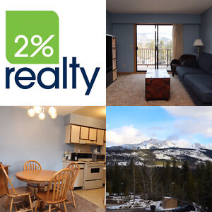 One Bedroom Condo With All Your Mountain Needs!