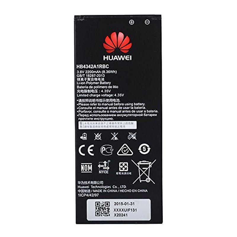 Details about For Huawei Y6 II 2 Compact Battery Genuine Replacement  HB4342A1RBC 2200mAh