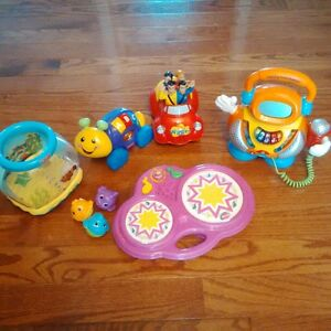 Musical Learning Toys