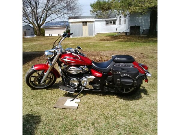 Used 2012 Yamaha Road Star