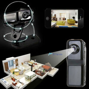 "Mini Camera HD Micro Spy Hidden Cam Voice ""Motion Detection"