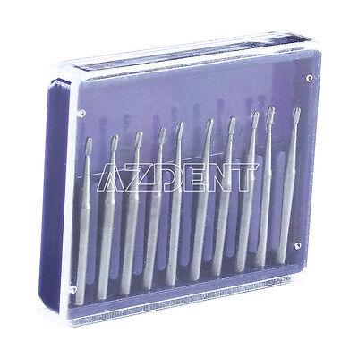 Dental Carbide Burs Pear-shaped Type High Speed Tungsten Steel Burs Fg330
