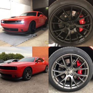 **THIS WEEK ONLY*** PLASTI DIP ALL 4 RIMS $80!!!