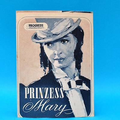 "611 Progress-Filmillustrierte 28/1956 ""Prinzess Mary"" DDR A. Werbizki"