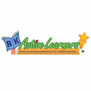 RK Active Learners - OCT Certified Tutors in Scarborough