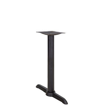 5 X 22 Restaurant Table T-base With 3 Dia. Table Height Column