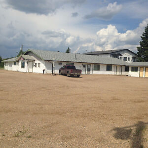 Motel,Residence and Garage-$239,000