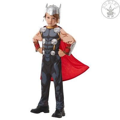 RUB 3640835 Thor Avengers Assemble Kinder Lizenz Kostüm - Thor Kostüme Kinder
