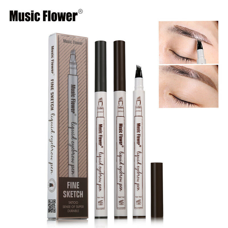 7 Days Tattoo Eyebrow Tattoo Pen Pencil Liner Eye Makeup Cosmetic