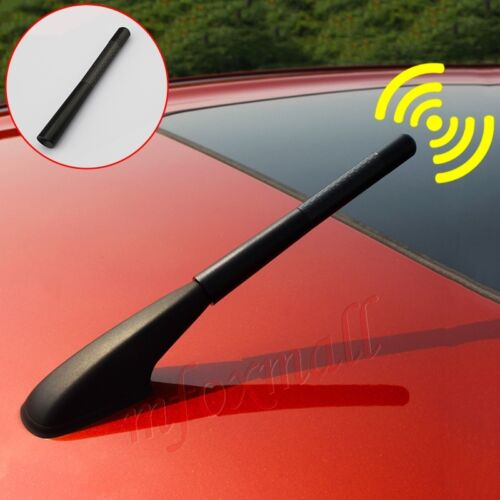 Car Roof Top Antenna Screw 12cm Aerial AM FM Signal Booster Trim Auto Accessory