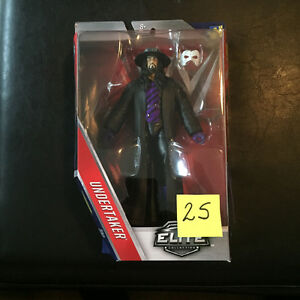 Wwe / Wwf Mattel Legend Elite The Undertaker New Sealed