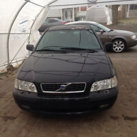 2003 Volvo S40 Turbo Berline