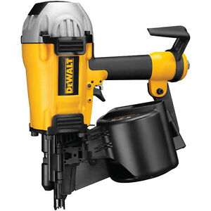 DEWALT D51855 Coil Framing Nailer 1-1/2-Inch To 3-1/2-Inch