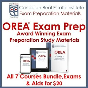⌂ OREA ⌂ All Courses for $20 Package Toronto