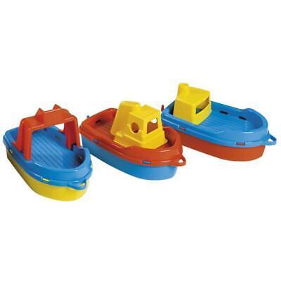 3 Simba 107258792 Boat Trio Water Toy Bott Schiffe für Sandkasten Badewanne Pool