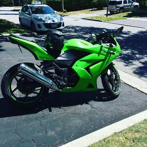 2008 Kawasaki Ninja 250R for sale