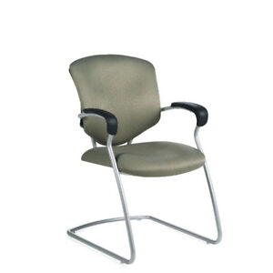 Global Supra Cantilever Guest Armchair 4 Chairs