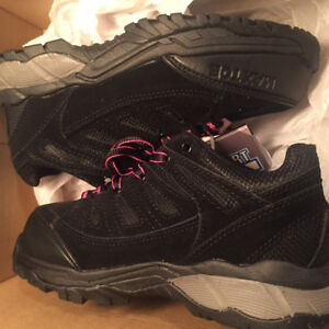 Workload Women's Chesapeake Steel Toe Safety Shoes BRAND NEW