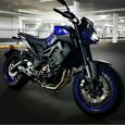 MY17 Yamaha MT09