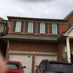 Richmond Hill Jefferson 4+2 Bedrooms, 5 washrooms house for rent