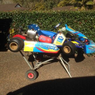 Go Kart and Trailer Bateau Bay Wyong Area Preview