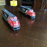 HO CN Engine Pair