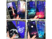Supply wholesale 100% iPhone 6 6 S 7 8 X Plus protection shell mobile phone case tempered glass