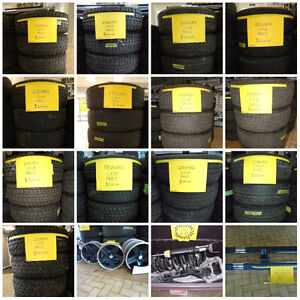 USED TIRE AND RIM SALE !!!