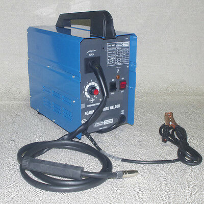 Mig 100 welder owner 39 s guide to business and industrial for Lincoln welder wire feed motor