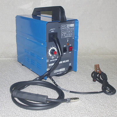 Mig 100 welder owner 39 s guide to business and industrial for Hobart welder wire feed motor