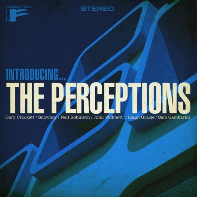 The Perceptions - Introducing . . . . (CD)