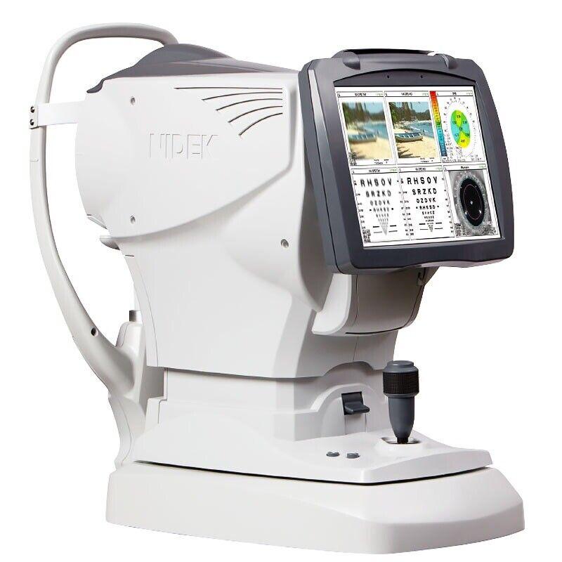 NIDEK OPD III Scan Corneal Topographer Auto Refractor Keratometer