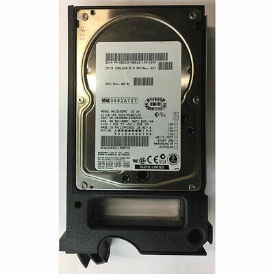 IBM 07N6380 IC35L018UCD210-0 18GB 10K SCSI U160 80 PIN 3.5 Hard Drive