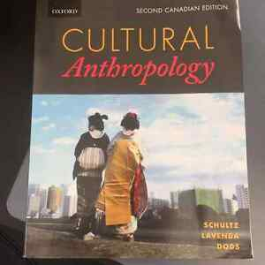 Cultural Anthropology, 2nd Canadian Edition - $60