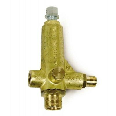 General Pump 8.712-611.0 K5.1ll Unloader Valve 38 Mpt Outlet 1000-3000 Psi