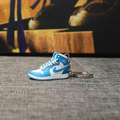 keychain 3D Mini Sneaker Sports shoe