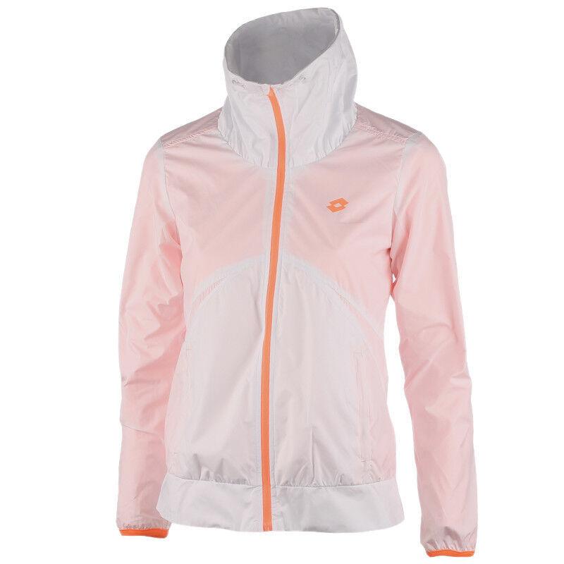 NWT! Lotto Women's Nixia Tennis Jacket Size S Q8670 (#3122)