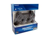 PS3 DualShock 3 SIXAXIS Wireless Controllers x 2