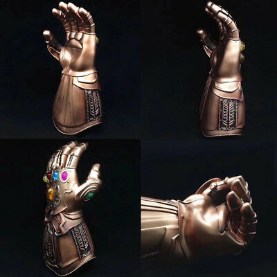 Cosplay Infinity Gauntlet Infinity War Thanos Glove Avengers Halloween Prop Gift